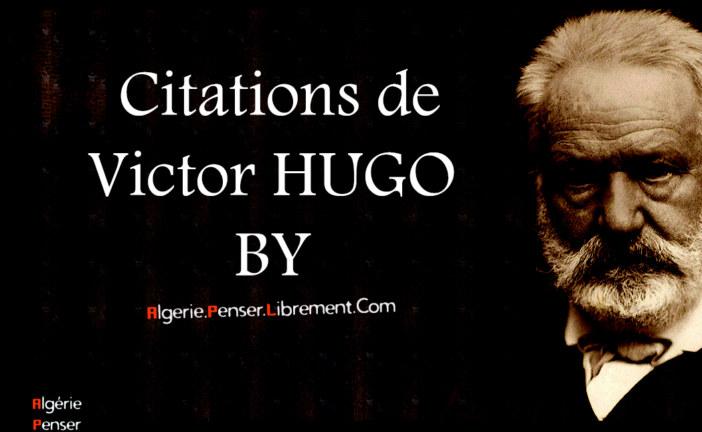 Citations de Victor HUGO
