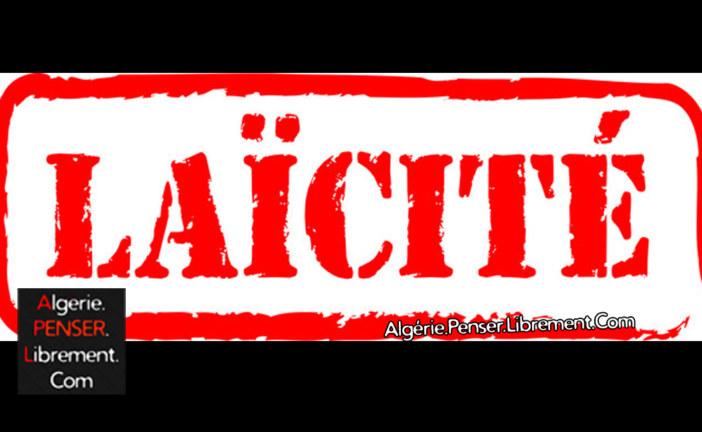 Laïcitophobie, une maladie purement islamique par Amine Zaoui