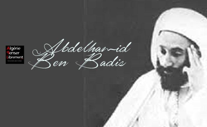 Quand Ben Badis demanda l'application de la loi de 1905 sur la laïcité